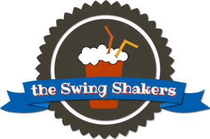 The Swing Shakers Logo